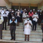 Kenya Seed staff thank medics fighting covid 19 in Kenya and Worldwide